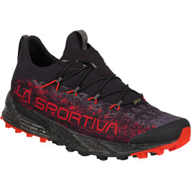 La Sportiva Tempesta GTX Running Shoes Herren black/poppy